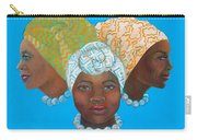 Three Women Carry-all Pouch