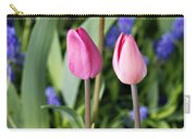 Three Young Tulips Carry-all Pouch