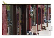 Thrift Shop And Sign In Manitou Springs Carry-all Pouch