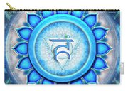 Throat Chakra - Series 5 Carry-all Pouch