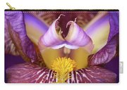 Throat Of The Iris Carry-all Pouch