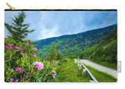 Through The Blue Ridges Carry-all Pouch
