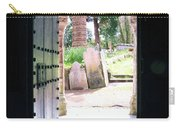 Through The Door Of St Mylor Carry-all Pouch