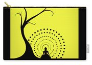 Through The Eye Of Buddhism Carry-all Pouch