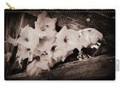 Through The Fence Carry-all Pouch by Diane Reed