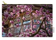 Through The Flowers Carry-all Pouch