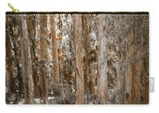 Through The Forest Trees Carry-all Pouch