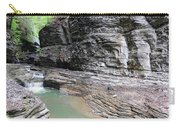 Through The Gorge Carry-all Pouch