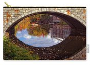 Through The Looking Glass Carry-all Pouch by Joann Vitali