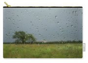 Through The Raindrops Carry-all Pouch