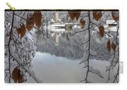 Through The Snow Trees Carry-all Pouch