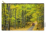 Through Yellow Woods 2 Carry-all Pouch