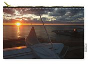 Sunrise @ Lake Carry-all Pouch