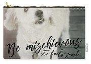 Thumper Dog Quote Carry-all Pouch
