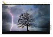Thunder And Lightning Carry-all Pouch