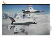 Thunderbirds Of The Future Carry-all Pouch