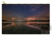Thunderclouds On Horizon Carry-all Pouch