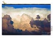 Thunderhead Cloud Carry-all Pouch