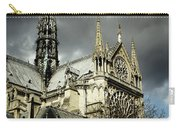 Thunderous Notre Dame Carry-all Pouch