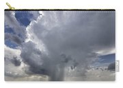 Thunderstorm And Road Carry-all Pouch