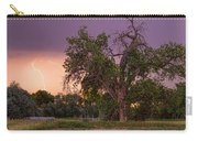 Thunderstorm In The Woods Carry-all Pouch