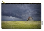 Thunderstorm On The Prairie Carry-all Pouch