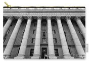 Thurgood Marshall United States Courthouse, Lower Manhattan New  Carry-all Pouch