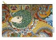 Tibetan Buddhist Mural Carry-all Pouch