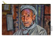 Tibetan Refugee Carry-all Pouch