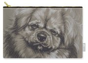 Tibetan Spaniel Carry-all Pouch