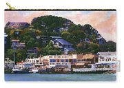 Tiburon California Waterfront Carry-all Pouch