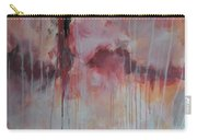 Tickled Pink 2 Carry-all Pouch by Kristen Abrahamson