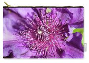 Tickled Purple Carry-all Pouch