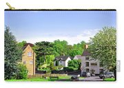 Ticknall Village From Ingleby Lane Carry-all Pouch
