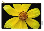 Tickseed Sunflower Carry-all Pouch