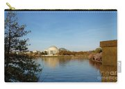 Tidal Basin And Jefferson Memorial Carry-all Pouch