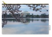 Tidal Basin Blossoms - Jefferson Memorial Carry-all Pouch