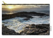 Tidal Pool Sunset Carry-all Pouch