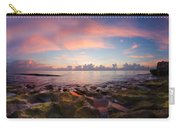 Tidal Pools At Sunrise Carry-all Pouch