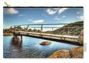 Tidal River Bridge Carry-all Pouch