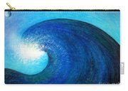 Tidal Wave. Power And Beauty Carry-all Pouch