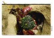 Tide Pool Crab 2 Carry-all Pouch