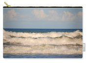 Tide Rolling To The Shores Carry-all Pouch