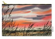 Tideland Sunset Carry-all Pouch