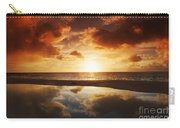 Tidepool At Sunset Carry-all Pouch