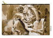 Tiepolo: Saint Jerome Carry-all Pouch
