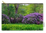 Tiergarten In Spring Carry-all Pouch