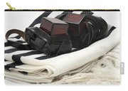 Tifillin And Talis Carry-all Pouch