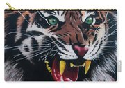 Tigar Snarl Carry-all Pouch