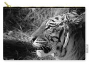 Tiger 2 Bw Carry-all Pouch
